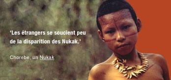 REGARD sur les NUKAK dans NUKAK nukaksurvival