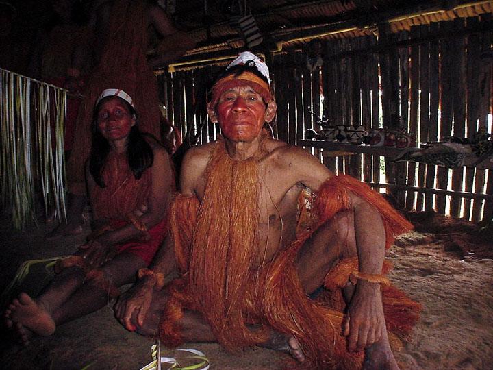 REGARD sur les YAGUAS dans YAGUA yaguanatives